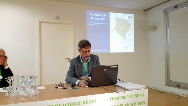 Crevillent participa en el IX Congreso Internacional de Estudios Fenicios y Púnicos de Mérida con dos proyectos de Peña Negra