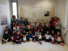 Un total de 110 alumnos realizan una visita guiada por las instalaciones del Archivo Municipal