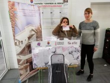 """Celebrado el sorteo del carro del mes de noviembre dentro de la campaña """"Comprem al Mercat"""""""