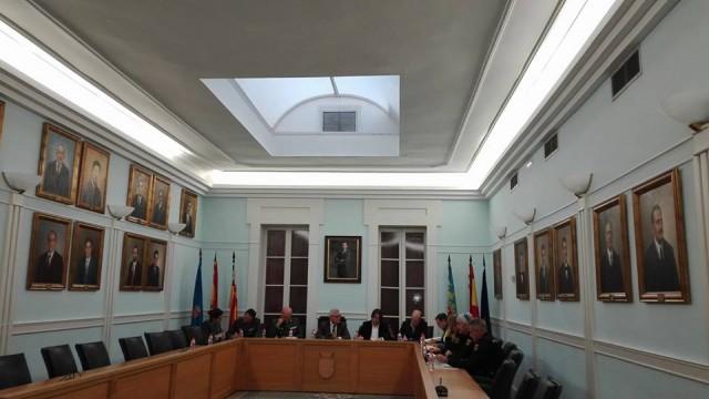 Las infracciones penales  han bajado en Crevillent  hasta octubre de este año un 8,59%