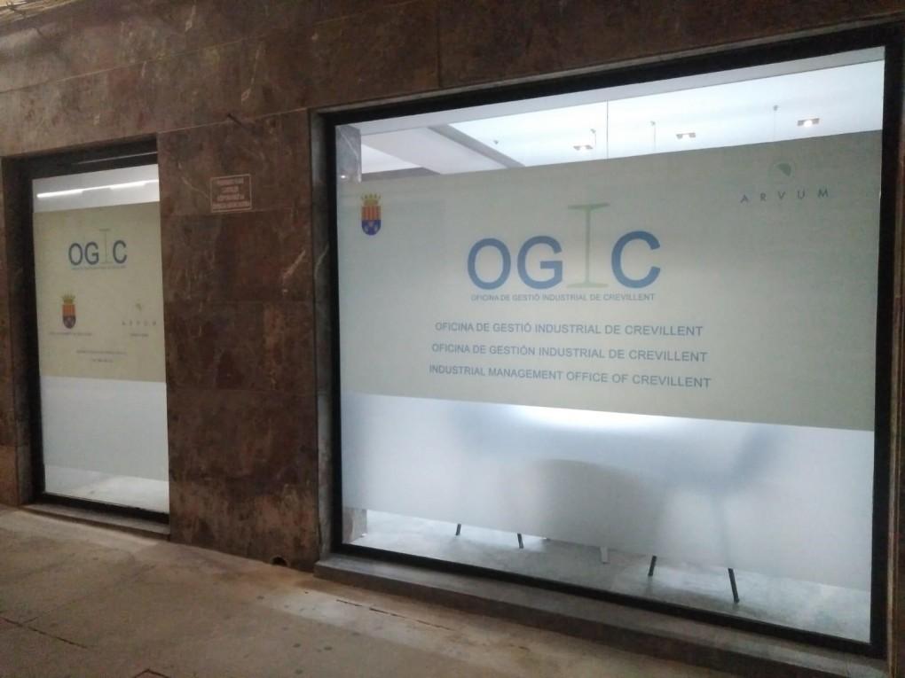 La OGIC organiza una jornada sobre ayudas públicas para inversiones e innovación en Crevillent