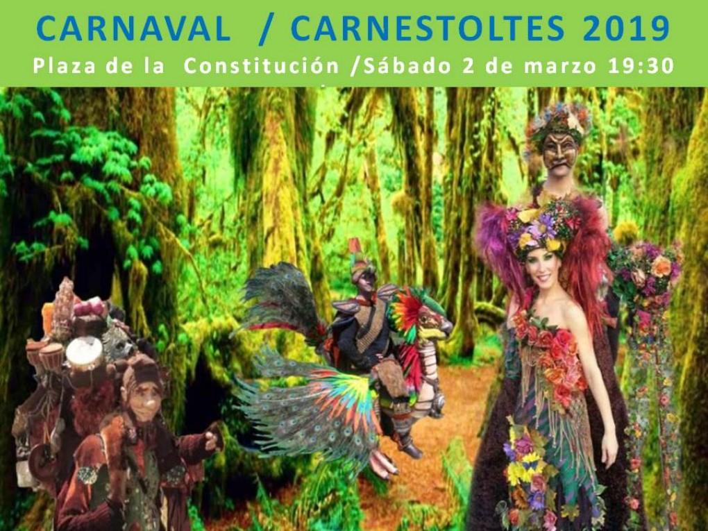 Crevillent se prepara para celebrar el carnaval este sábado