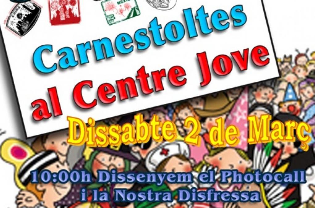 Juventud organiza actividades especiales de Carnaval en el Centre Jove