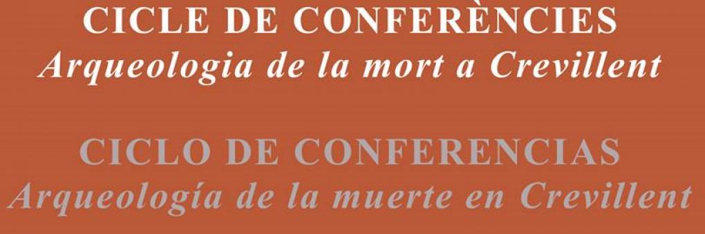 """José Ramón Ortega Pérez e Inmaculada Reina Gómez impartirán una conferencia titulada """"Ritos islámicos versus ritos cristianos. El cementerio del Raval de Crevillent"""""""