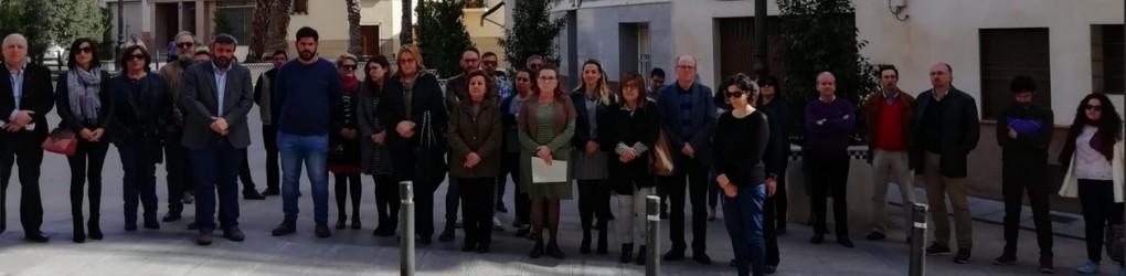 El Ayuntamiento guarda un minuto de silencio en el Día Europeo de las Víctimas del Terrorismo