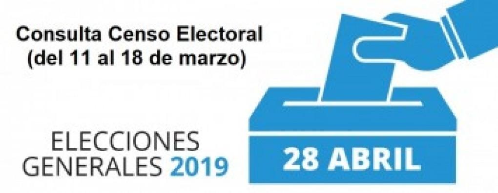 El Ayuntamiento pone en marcha en internet un servicio de consulta del censo electoral