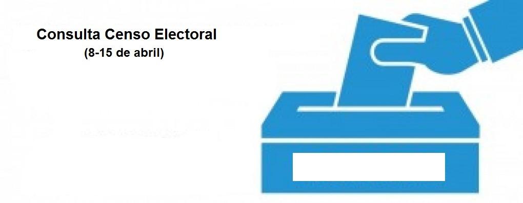 El Ayuntamiento habilita la consulta de las listas del censo electoral en las dependencias municipales