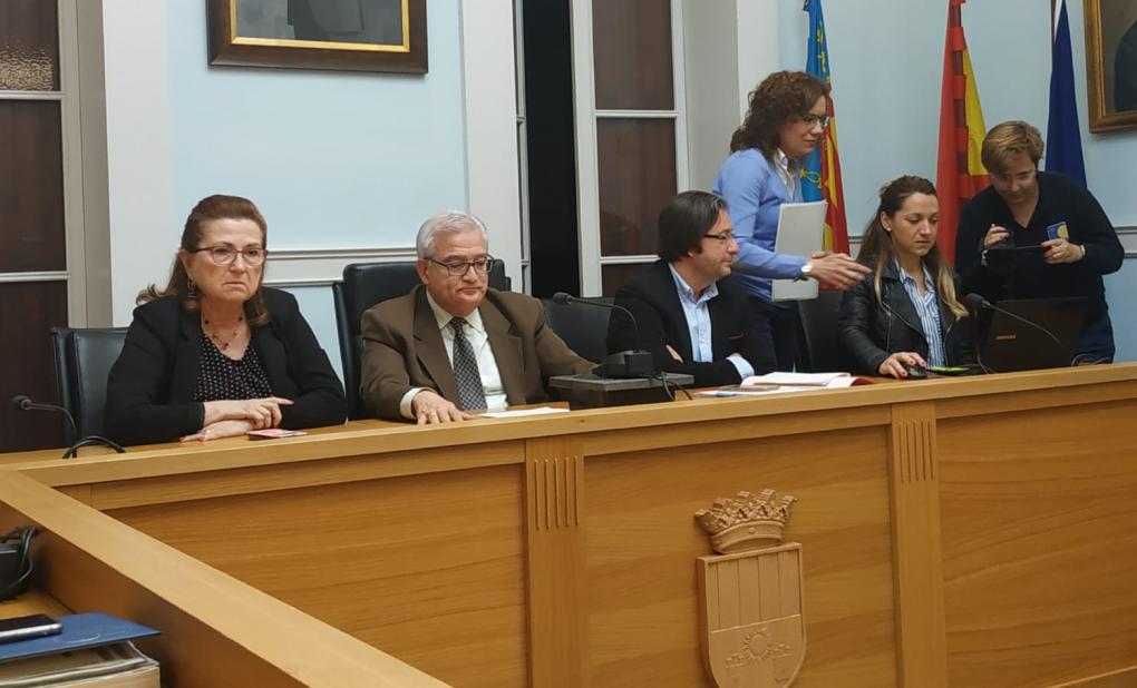 El Ayuntamiento celebra el sorteo de los miembros de las mesas electorales para las elecciones del próximo 26 de mayo