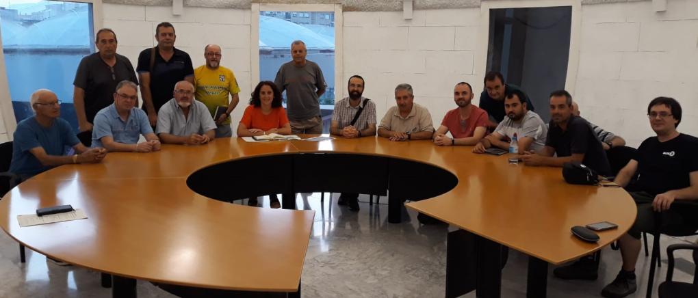 El Ayuntamiento se reúne con entidades y asociaciones del municipio para poner en marcha el programa de vigilancia ambiental en la Sierra de Crevillent