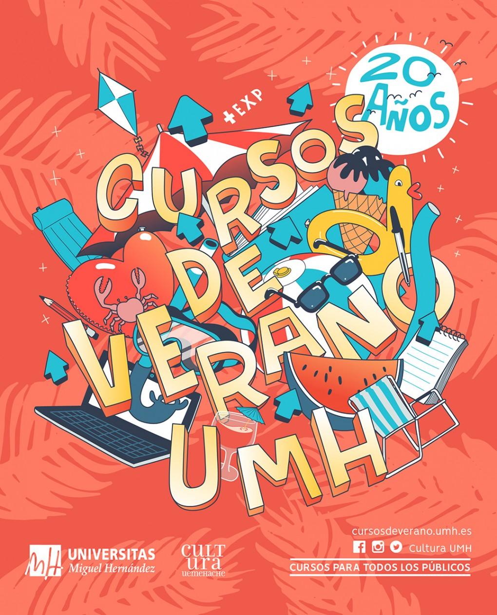 """La Casa Municipal de Cultura celebra el curso de verano de la UMH """"El valencià per a comunicar II"""""""