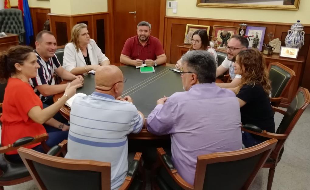 Anunciada la nueva Junta de Gobierno Local del Ayuntamiento de Crevillent
