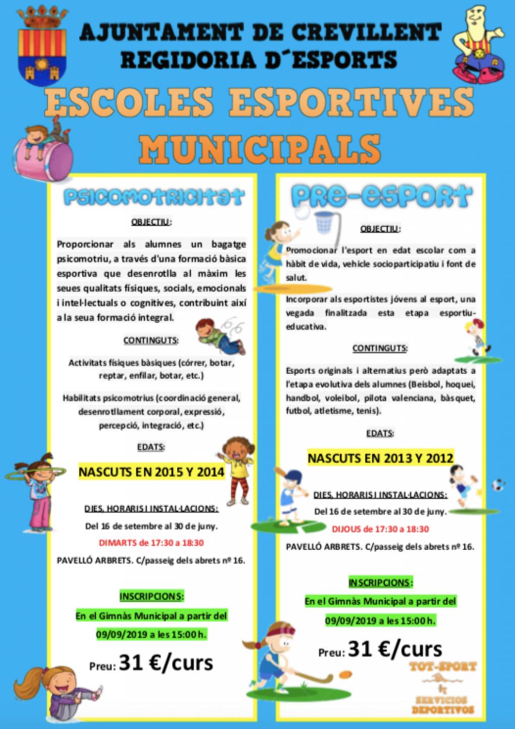 Escuela Municipal Deportiva