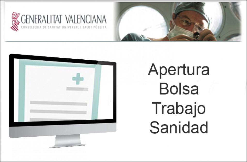La Regidoria de Sanitat informa de l'obertura de les Llistes d'Ocupació Temporal per a totes les categories professionals sanitàries