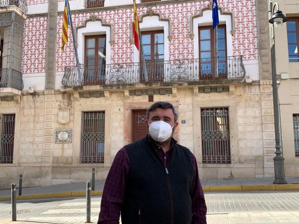 L'Ajuntament ofereix al Departament de Salut les seues instal•lacions municipals per a la vacunació contra el COVID-19