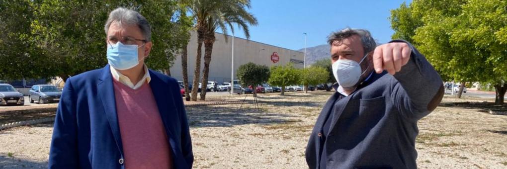 L'Ajuntament de Crevillent aconsegueix una subvenció de 640.320 euros de l'IVACE per a millorar els polígons industrials