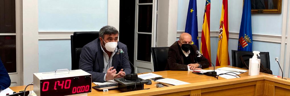 Crevillent tanca 2020 amb un romanent acumulat de tresoreria de quasi 6,5 milions d'euros