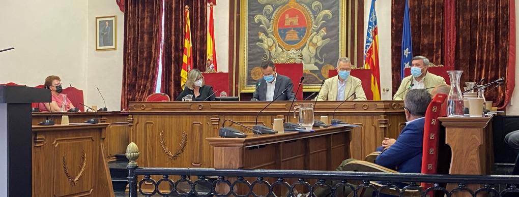 L'alcalde de Crevillent signa la Declaració del Baix Vinalopó en defensa del Transvasament Tajo-Segura