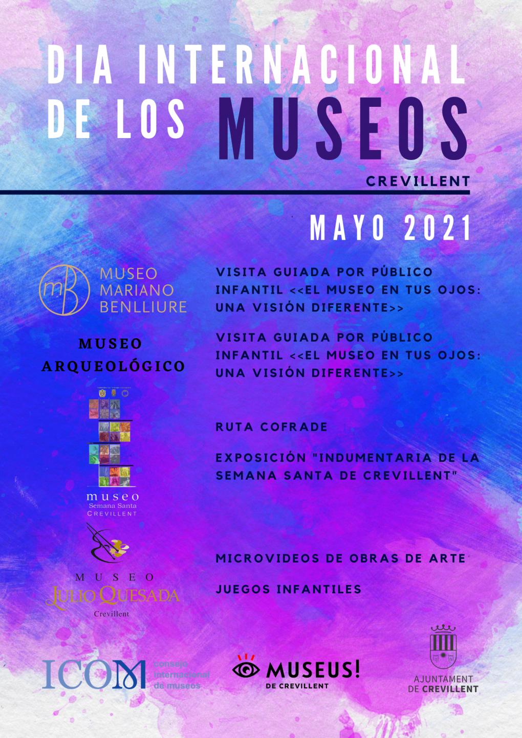 Els museus de Crevillent se sumen a la celebració del Dia Internacional dels Museus
