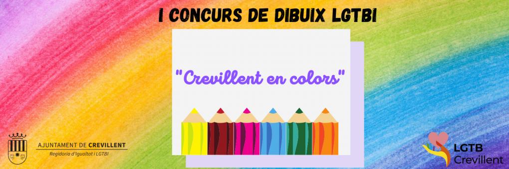 """El lliurament de premis del I Concurs """"Crevillent en Colors"""" se celebrarà aquest dissabte"""