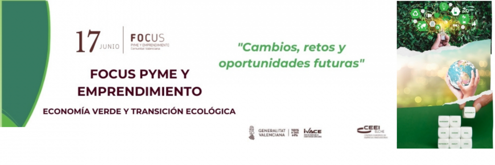 """L'Ajuntament de Crevillent col·labora en l'organització de l'esdeveniment """"Focus Pyme y Emprendimiento"""""""