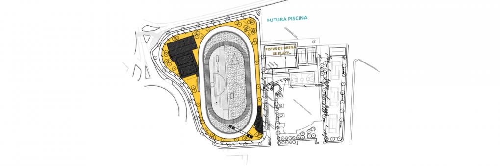 Crevillent projecta la construcció de dos pistes per a esports en arena de platja