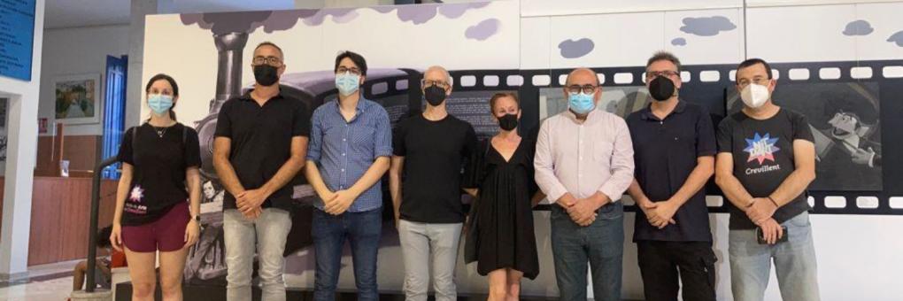 """Un viatge per """"Els orígens del cinema"""" a la Casa de Cultura de Crevillent"""