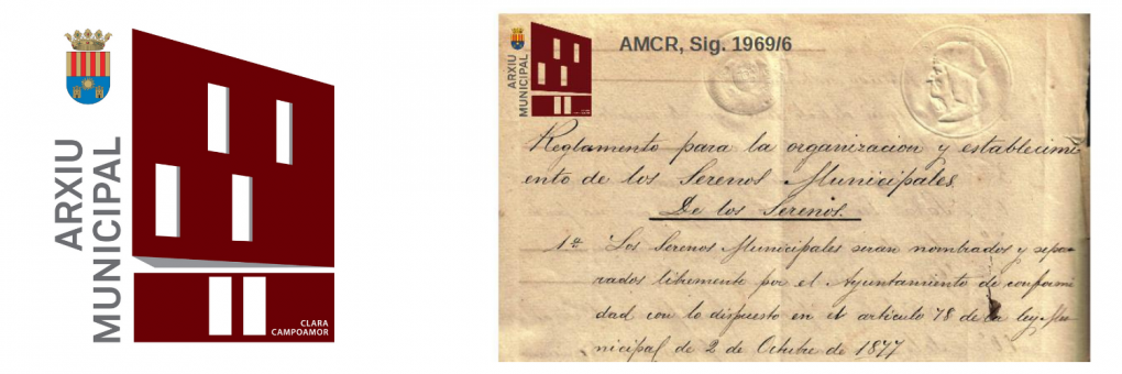 L'Arxiu Municipal tria els Reglaments Municipals de 1884 com a Document del Mes