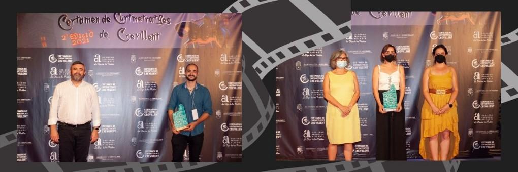 Una nit de cinema a Crevillent amb la segona edició del seu Certamen de Curtmetratges