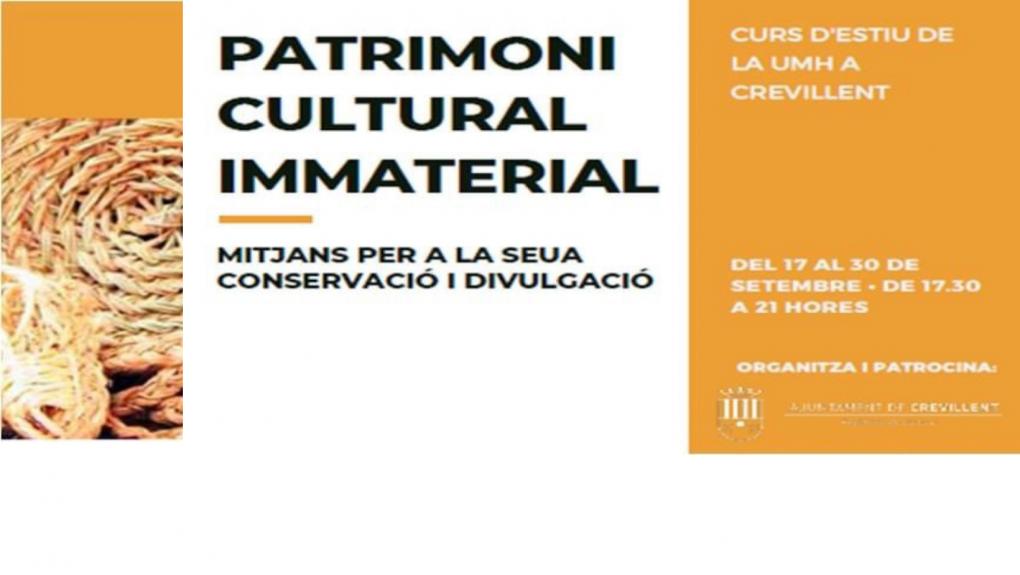 Nova edició dels cursos d'estiu de la UMH a Crevillent