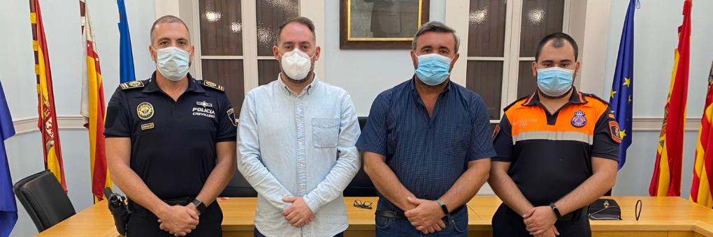 Crevillent nomena a José Enrique Mas Garro com a nou Cap de Protecció Civil