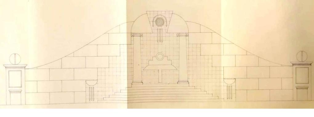 Fullet edificis històrics de Crevillent XI:  el Passeig de Fontenay Le-Comte