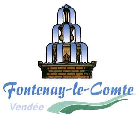 Escudo Fontenay-Le-Comte