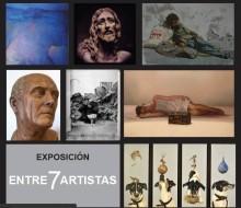 ENTRE 7 ARTISTAS