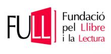 logo fundació pel llibre