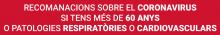 Riesgo_cartel - Recomendaciones sobre el coronavirus si tienes más de 60 años